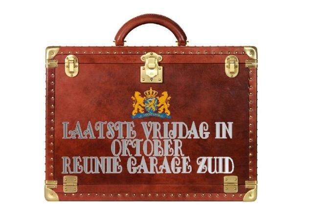 Reunie GZ koffer