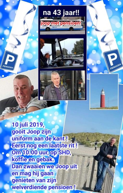 Joop Morees