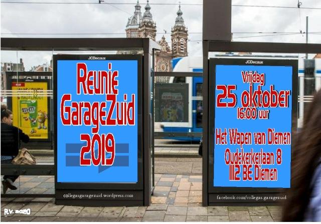 reunie GZ 2019- 25-10-2019