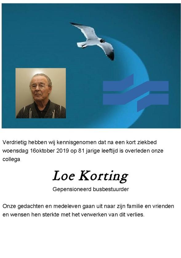 Loe K