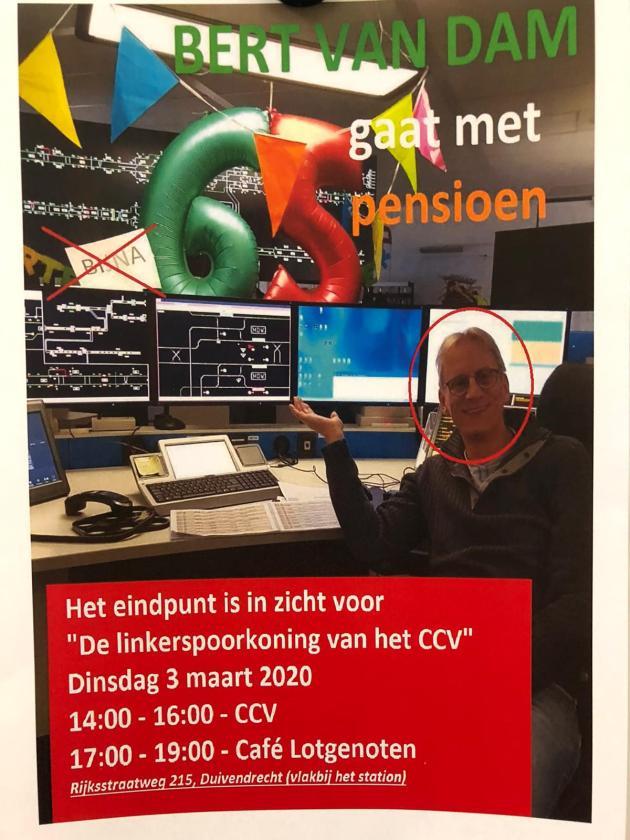 Bert van Dam ccv 100%