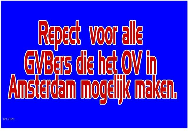 respeect GVB